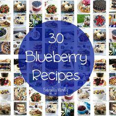 blueberri recip