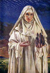 St. Brigid - Mary of the Gael