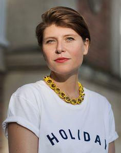 A Beauty Minute With Elisa Nalin / Garance Doré