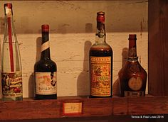 Liquors from his private stock, this during the height of the prohibition period.