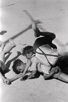 Rene Burri - Palermo, Italy 1956