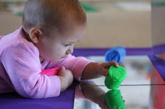 Infant Sensory play Ideas