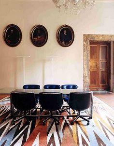 Laudomia Pucci's Table