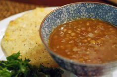 Coconut Curry Lentil