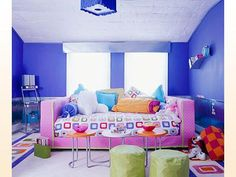 Colorful teen room ideas and inspiration   HomeFamilyNetwork.com