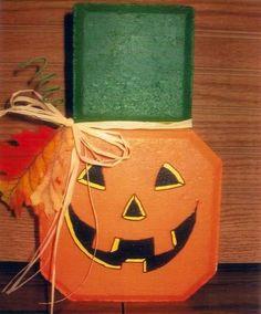 Halloween paver