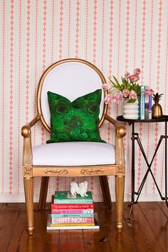 decor, chairs, book, wallpapers, house styles