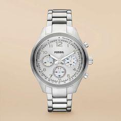 FOSSIL® Watch Collections Flight:Women Flight Stainless Steel Watch CH2769