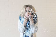 confetti kiss