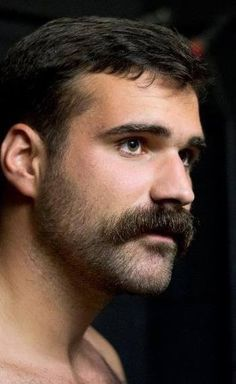 stache on Pinterest   Handlebar Mustache, Moustache and Haircuts