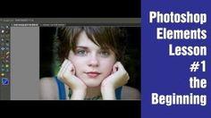 Photoshop Elements Beginner tutorial series