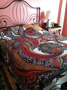 ZENTANGLE QUILT!!! Love love love this!!