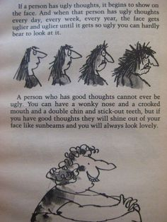 How Not To Look Ugly