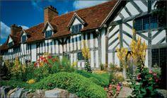K Williams Stratford Upon Avon STRATFORD-UPON-AVON - William Shakespeare's Home More