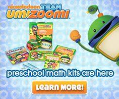 Umizoomi Curriculum | Team Umizoomi | Kids Math Activities | Nick Jr
