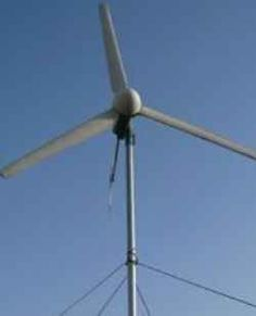 With these plans, you can easily build your own wind generator. Not a huge 200 Ft construction, but a nice, compact mill, that will generate at least 1,000 watts of power.