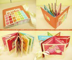 2011 popup, graphic design, print design, book, calendar design