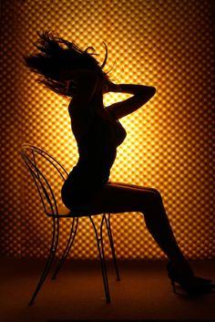 Sexy Shadow #Photography : Jackie Martinez by Mark Sebastian