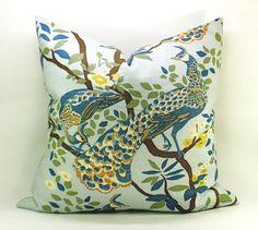 dwell studio peacock fabric