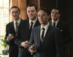 Bar of the Week Special: The Cocktails of Mad Men!