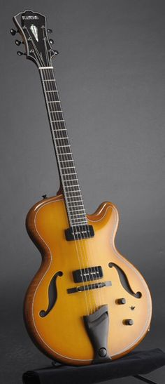Beauregard Guitars - Semi-Hollow