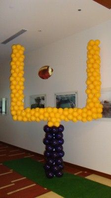 football decorations for homecoming more football homecoming ideas