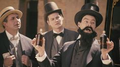 John Pemberton invents Coca-Cola, the FBI targets MLK Jr., and Stetson Kennedy infiltrates the KKK in Drunk History's Atlanta episode.