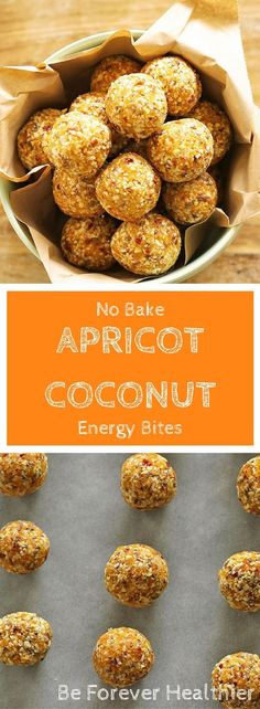 Apricot Coconut Ener