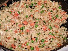 Recipe: Cauliflower Fried Rice | GAPS Diet Journey