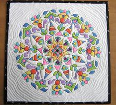 mamacjt mandala quilt 3