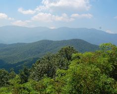 Living High in the North Carolina Mountains