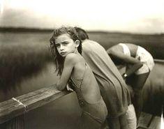 Sally Mann, Jessie in the Wind, 1989