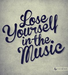 Lose yourself in the music #music #dance #edm #rave #trance #edc #dj #vinyl