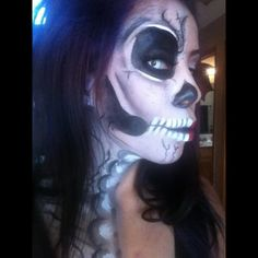 Living Dead by lilly0825. #Sephora #Sephoraween #Halloween