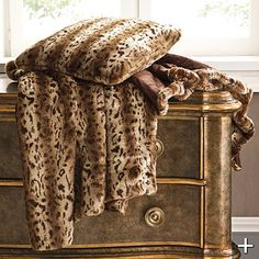 ✯ leopard print, indoor decor, fauxfur throw, anim printfantastiqu, accent pillows, animal prints, accessories, place, cloud leopard
