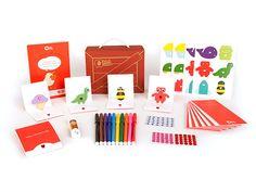 Hail Caesar : FREE Kiwi Crate Kids Subscription Box #kids #craft #learning #creativity