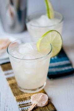 Smokin Hot: mezcal, ginger liqueur, grapefruit juice, lime juice, agave, fresh ginger | Ken Leung (of Hungry Rabbit) for The Boys Club