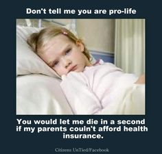 Insurance companies are motivated by profit, not compassion.  The next time they care, you'll want to die a dignified death.