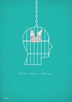galleries, idea, free, turquoise, behance, poster, inspir, messages