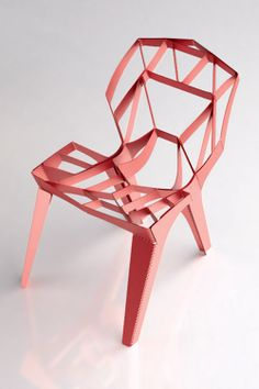 Cellular Structure Chair