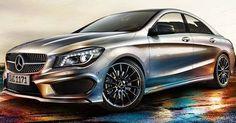El Mercedes-Benz CLA se adelanta a su presentación oficial. Pincha y sabrás más. Click for more info.