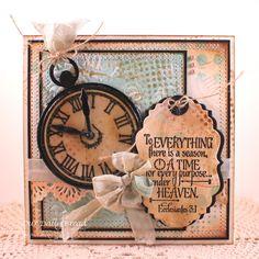Stamps - Our daily Bread Designs God's Timing, ODBD Custom Matting Circles Dies, ODBD Vintage Labels Dies, ODBD Custom Beautiful Borders Dies