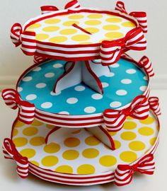 cupcake stands, scrapbook supplies, birthday parties, cupcak stand, decorated cupcakes