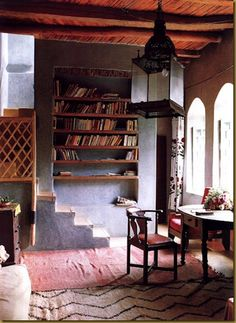 lovely reading room