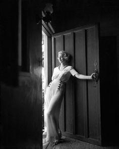 bette davis   high waist 1930s pants