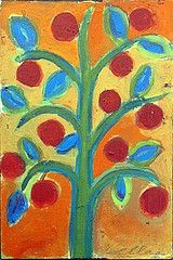 pomegran tree