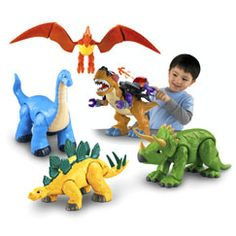 Imaginext Dinosaurs Gift Set - Fisher-Price Online Toy Store  110 Aaron