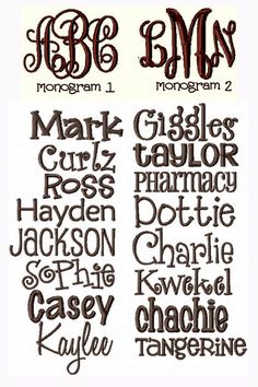 silhouette fonts, crafts vinyl, monograms fonts, monograming fonts, vinyl silhouette, printable monogram fonts, printable vinyl, monogramming fonts, monogramed fonts
