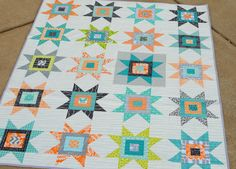 Hyacinth Quilt Designs - pattern in The Practical Guide to Patchwork by Elizabeth Hartman