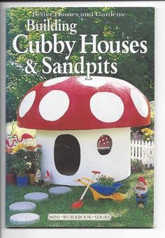 Building Cubby Houses And Sandpits